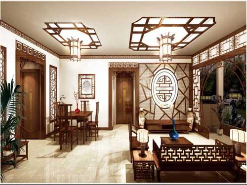 Chinese Design Interior Malaysia